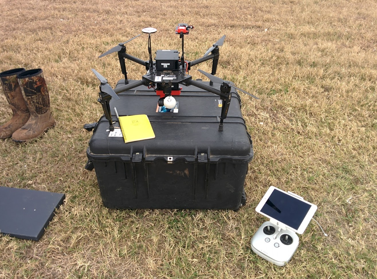 do unmanned aerial vehicles have a place in wild pig management