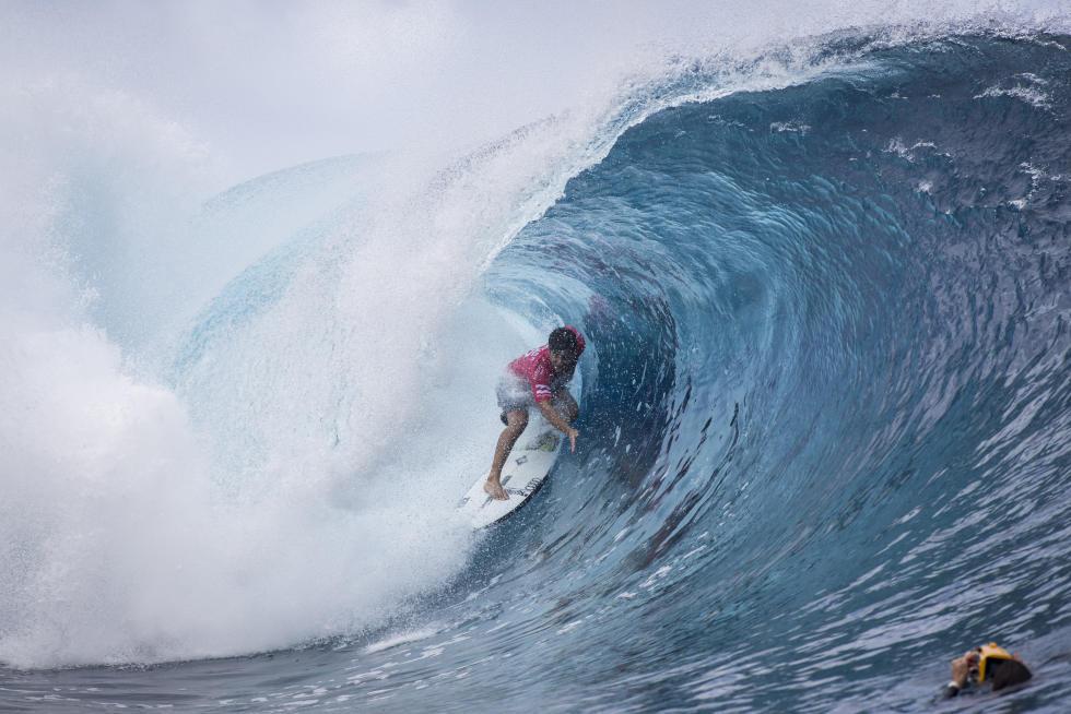38 Italo Ferreira BRA Billabong Pro Tahiti foto WSL Kelly Cestari