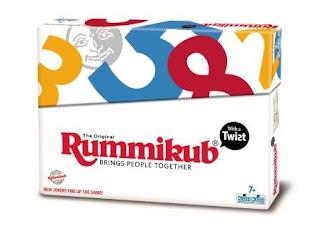 Cover Rummikub with a Twist