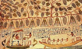رحلة ابيدوس – مقبرة سن نفر – الاسرة 18 شيخ عبد القرنه البر الغربى الاقصر