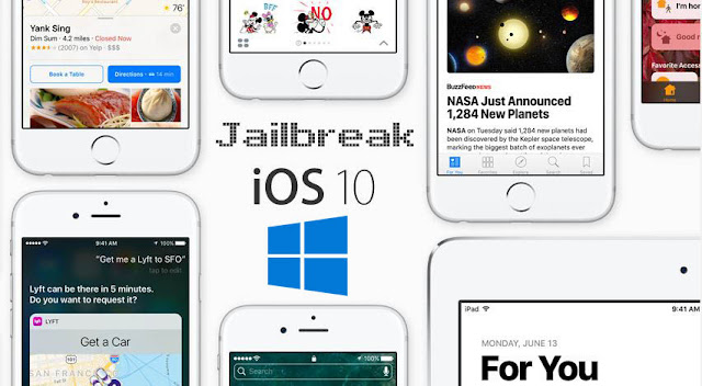 Jailbreak: Come fare su iOS 10 con Pangu per PC Windows
