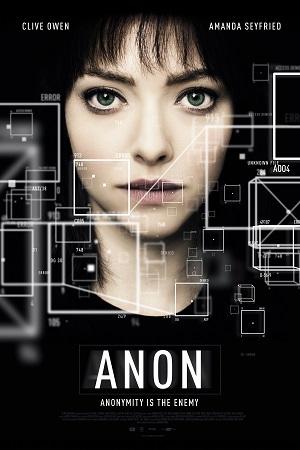 Film Anon 2018 Bioskop