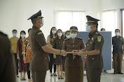 Dua Pejabat Kejari Badung Dimutasi ke Luar Provinsi