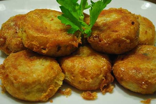 Resep perkedel kentang plus keju nikmat terkini