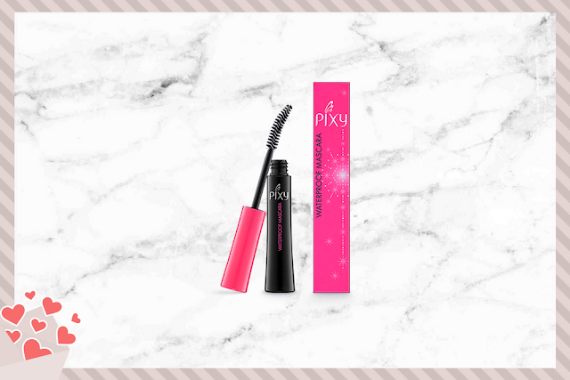 Review Pixy Waterproof Mascara
