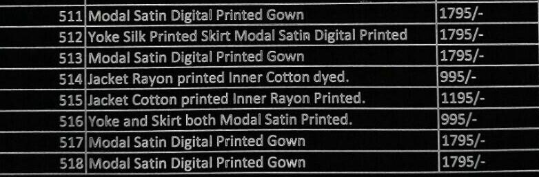 """""""Printed"""