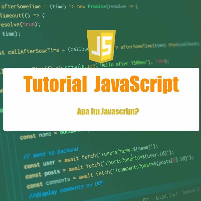 Apa itu javascript?