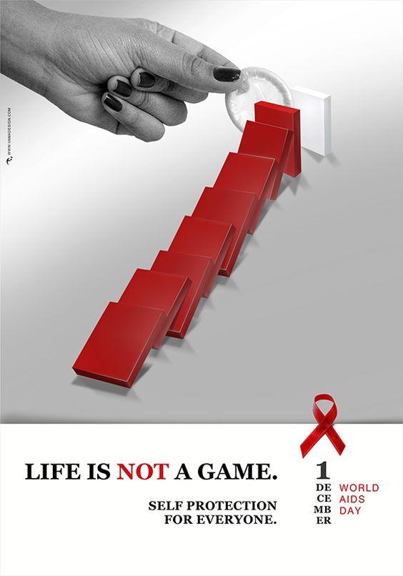 pada pertemuan ini sobat akan ditemani oleh 12 Contoh Poster dan Slogan HIV AIDS Kreatif