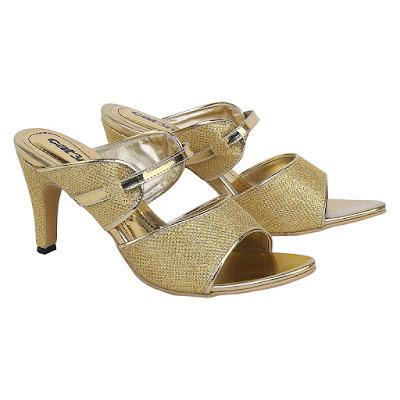 High Heel Wanita Catenzo TA 459