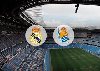 Реал Мадрид - Реал Сосьедад СМОТРЕТЬ ОНЛАЙН видео бесплатно (прямом эфире) Реал Сосьедад - Реал Мадрид прямая трансляция 6.2.2020