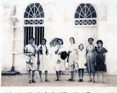1940's Church ladies