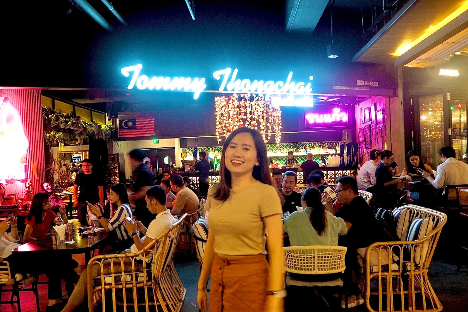 [Food Review] Tommy ThongChai Thai Fusion Restaurant & Bar @ The Square, Jaya One