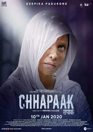 Chhapaak 2020 Full Hindi Movie Download