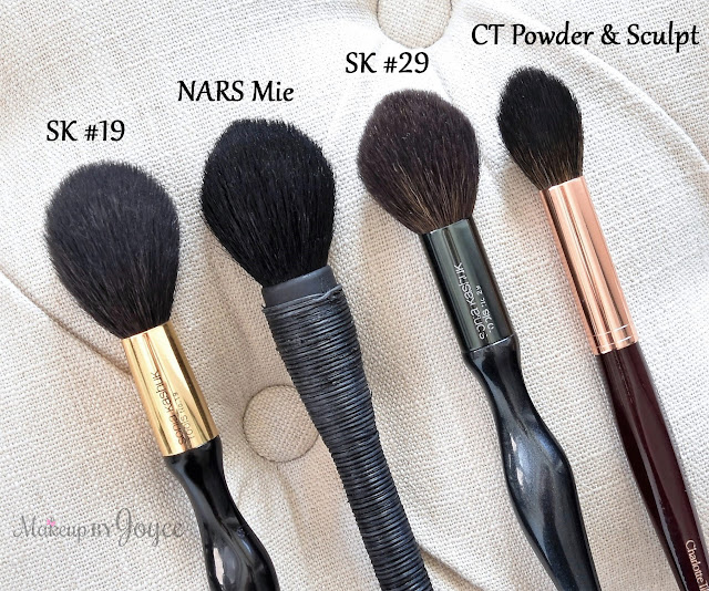 NARS Mie Kabuki Brush Review Dupe