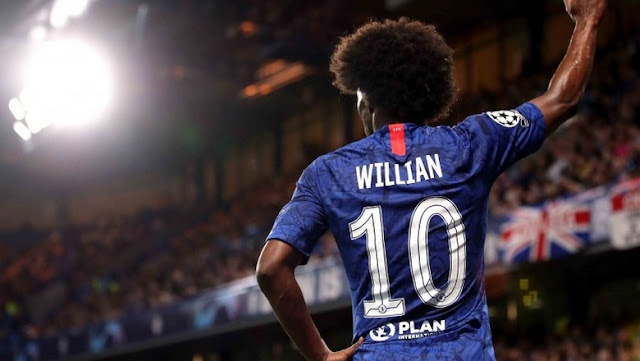 Willian pens an open letter to all Chelsea fans.
