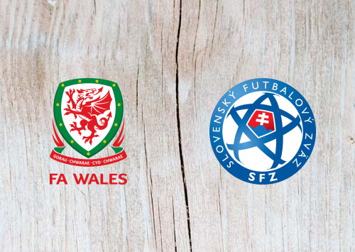 Wales vs Slovakia - Highlights 24 March 2019