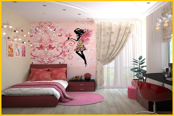 25 Wall Painting Designs Ideas With Paint Simple Wall Painting Ideas