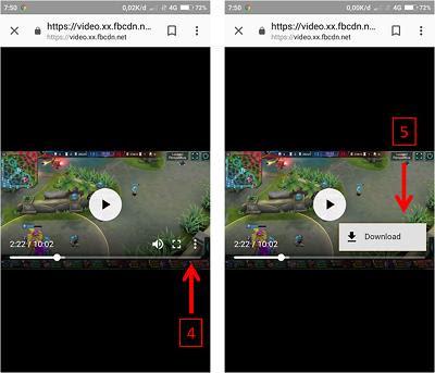 Ini beliau cara download video di android dengan mudah dan pastinya cepat Cara Download Video di Android dengan Mudah & Praktis