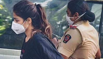 Actress Rhea Chakraborty Arrest