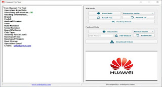 Reset FRP ke Bypass FRP akun Gmail dari smartphone Huawei