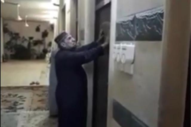 Suara Malaikat mengaji di Masjid Yordan yang sudah 3 minggu di kunci