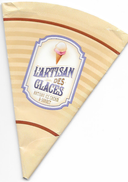 L'Artisan des Glaces Cone Cover Epcot Ice Cream