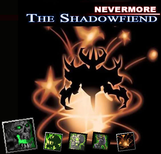 Shadow Fiend (Nevermore) Most used dota hero! | World of