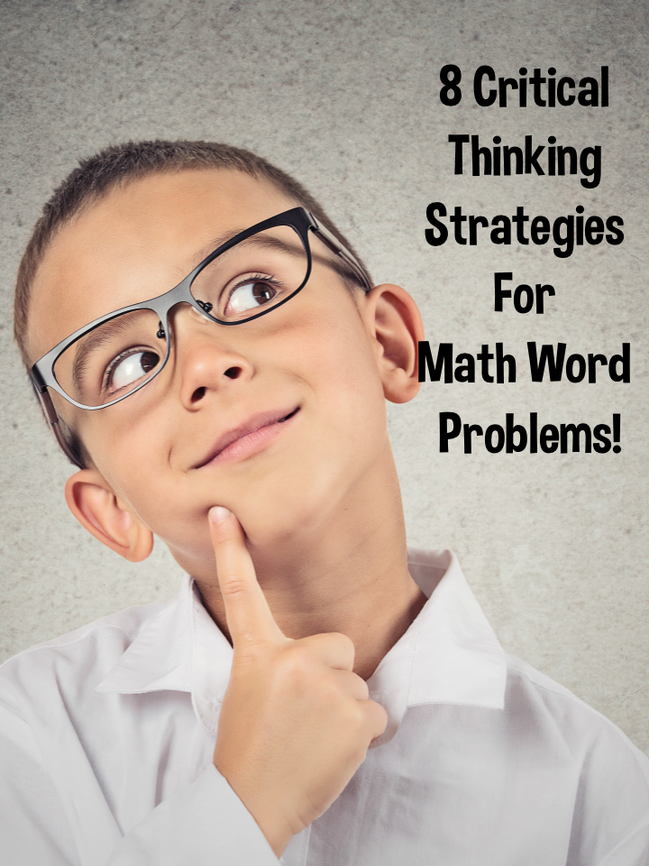 math critical thinking problems