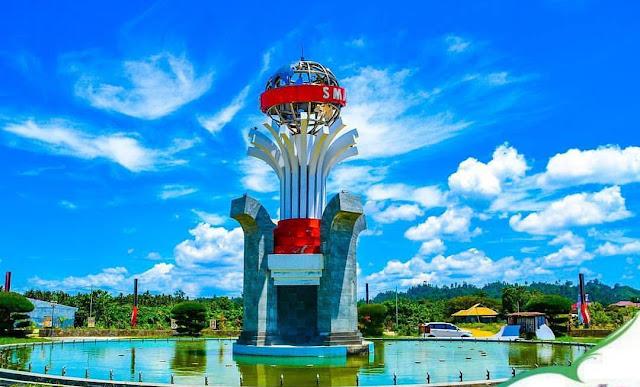 destinasi wisata di sulawesi barat