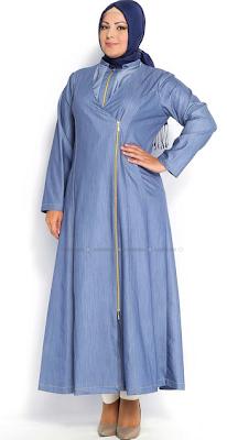 Model Baju Muslim Dewasa Ukuran Besar Terbaru