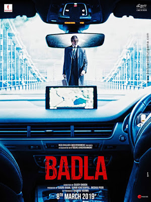 Badla: Exclusive First Look Poster
