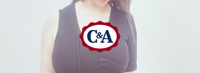 Últimas Compras na C&A: Roupa e Acessórios (com prova)