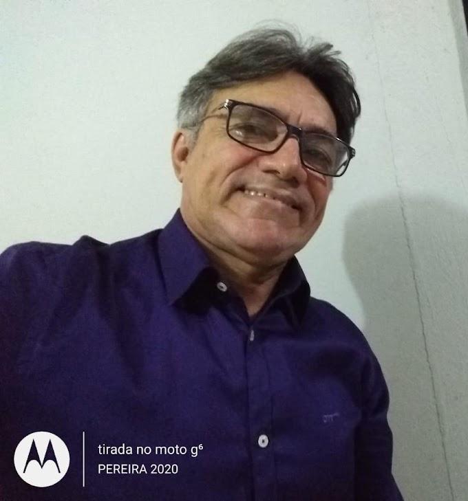 Suplente de vereador Pereira, declara apoio ao projeto de reeleição da vereadora Irani Antunes
