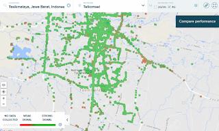 Cara Mengetahui Area Jaringan 4G Lte di Indonesia