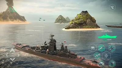 MODERN WARSHIPS: Batalha naval on-line Download