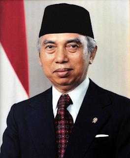 wakil presiden H. Adam Malik