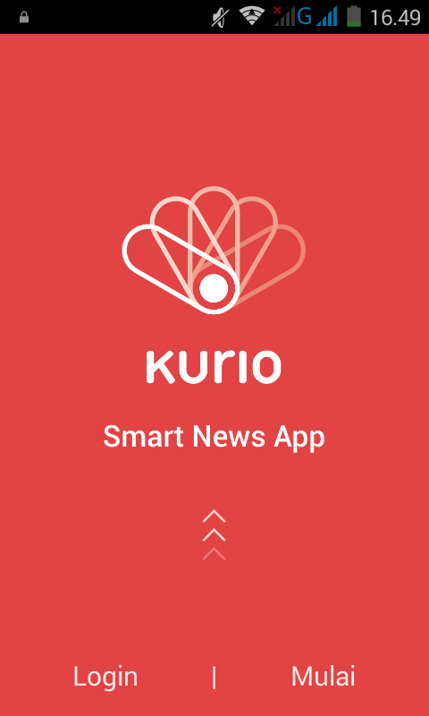 Welcome to Kurio Smart News App