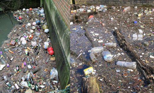 contoh pencemaran lingkungan