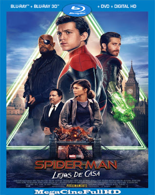 Spider-Man: Lejos De Casa (2019) Full 1080P Latino