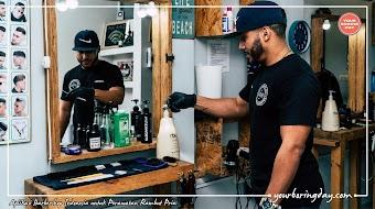 Aplikasi Barbershop Indonesia untuk Perawatan Rambut Pria