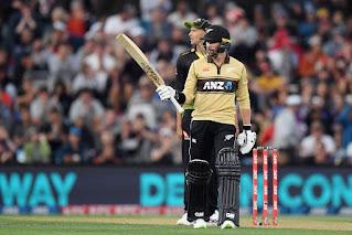 Devon Conway 99* - New Zealand vs Australia 1st T20I 2021 Highlights