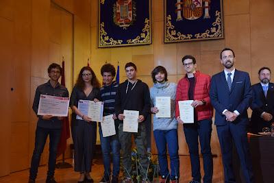 IES Valle de Leiva premio Robotica Carduino UPCT 2018
