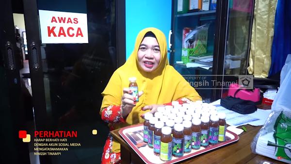 Ningsih Tinampi Jual Obat dengan Harga Rp 35 Ribu, Klaim Bisa Sembuhkan Corona