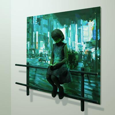 shintaro ohata y sus esculturas en tres dimensiones