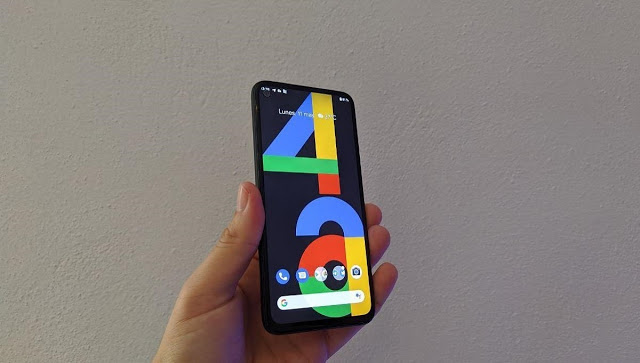 Rumored Pixel 4a