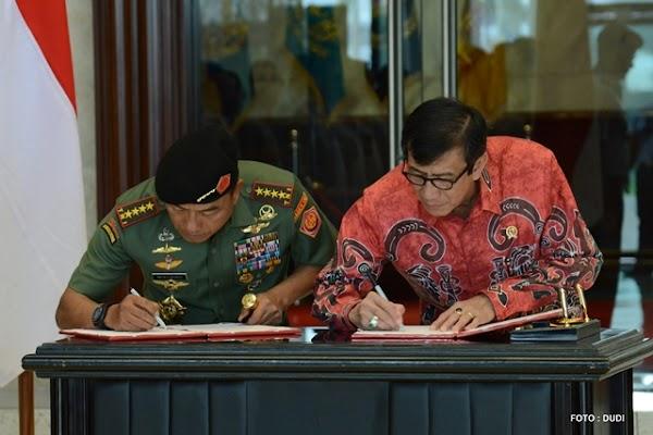 Demisionerkan AHY, Ketum Moeldoko Versi KLB Segera Didaftarkan ke Kemkumham