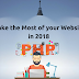 Make the most of your website in 2018