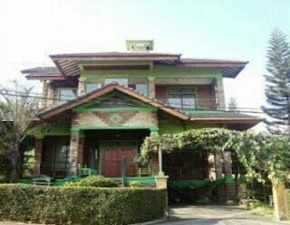 Villa Untuk 40 orang di lembang bandung