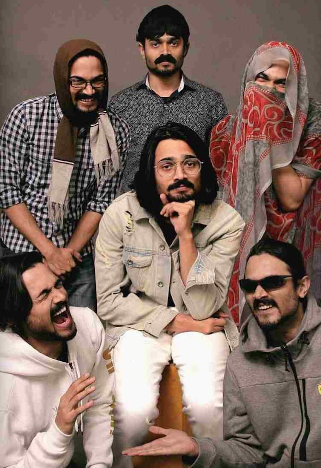 What is the income of Bhuvan Bam?