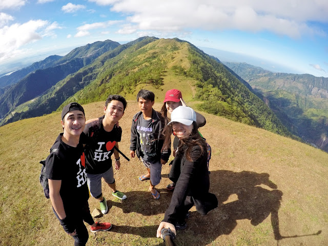 Guide / contact person x Mt. Ulap x Rizza Salas